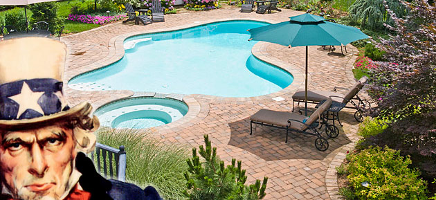 landscaping tax deduction pool
