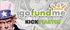gofundme crowdfunding taxes