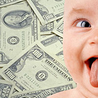 new baby tax credits