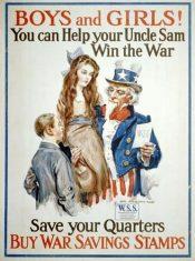 uncle sam old poster