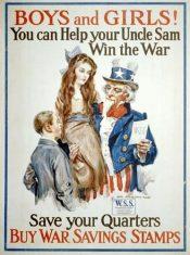 uncle sam old poster