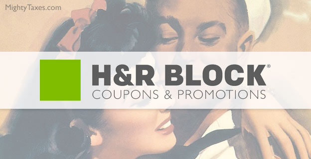 best h&r block coupons