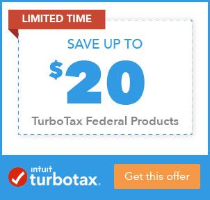 turbotax promotion banner