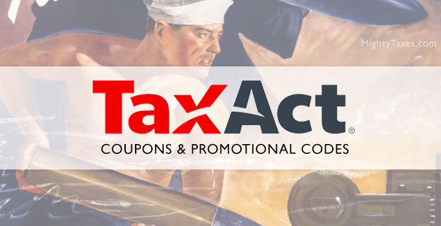 taxact discounts and coupons