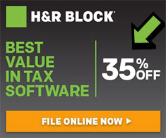 hr block coupon