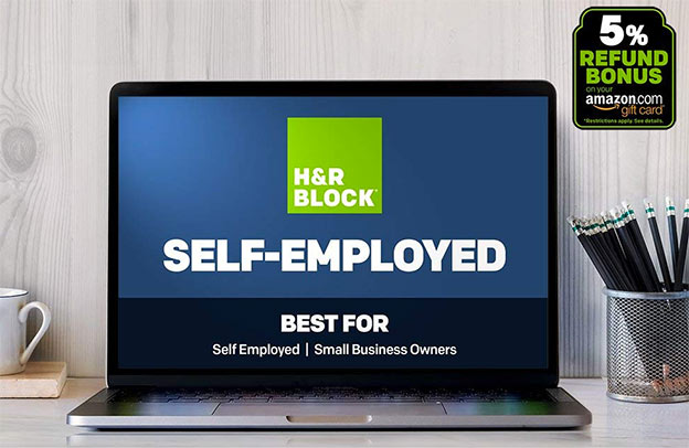 hr block self employed