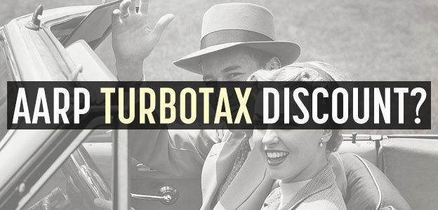 aarp turbotax discount