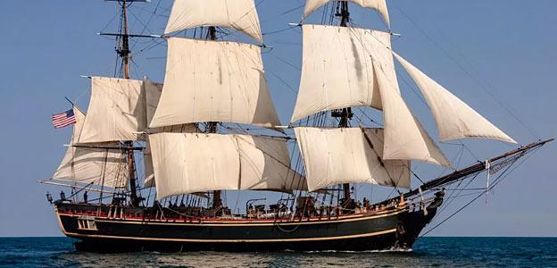 vanguard ship