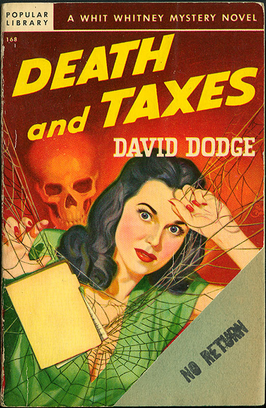 death taxes book