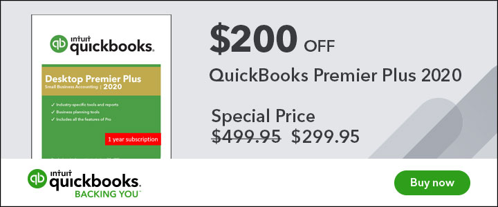 quickbooks premier coupon