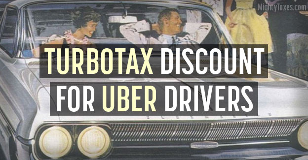 turbotax discount uber