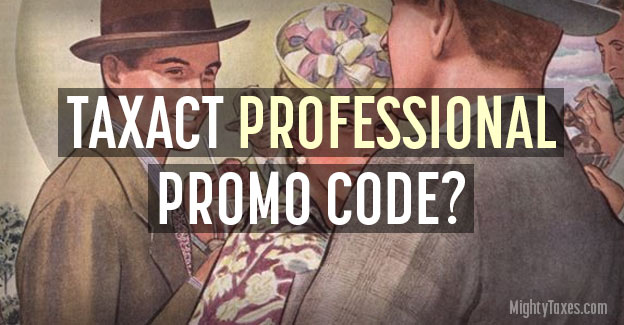 taxact professional promo code