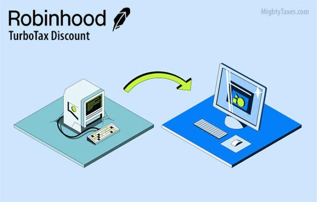 robinhood turbotax discount