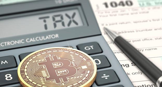 bitcoin mining tax